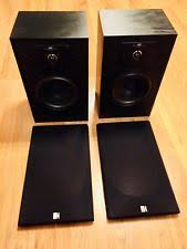 kef tower speakers. kef c-25 bookshelf speakers made in england tested and sound great kef tower