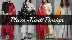 Kurti Plazo Design 2018 Latest Plazo Kurti Design 2018