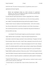 critique essay 3 gregory heppolette critique