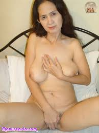 A busty Asian mom toying from Drew