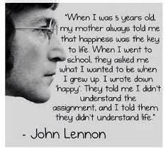 i was researching john lennon for an end of the year essay and i  i was researching john lennon for an end of the year essay and i found this