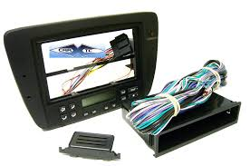 ford taurus w electronic climate controls 2006 single double din 99 5719carx jpg
