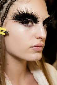 alexander mcqueen aw14 15 pat mcgrath makeup look 4 recreation hayley