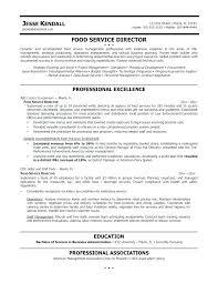 Food Service Manager Resume Thrifdecorblog Com