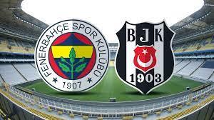 Fenerbahçe - Beşiktaş maçı bugün mü? 2020-2021 FB - BJK derbisi ne zaman,  saat kaçta başlayacak?