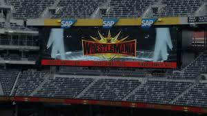 Metlife Stadium Wrestlemania 35 Seating Chart The Meadowlands Will Host Wrestlemania 35