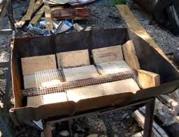 how to build a forge. fire bricks in the forge how to build a r