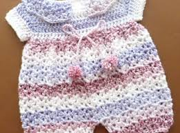 Free Baby Crochet Patterns Awesome Free Pattern] Impossibly Cute Crochet Baby Jumpsuit Knit And