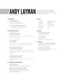 Resume Website Designer Resume