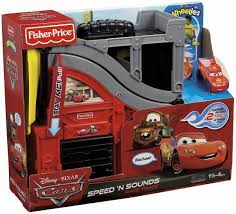 Disney Cars Fan Stand Display Case Amazon FisherPrice Wheelies Disney Pixar Cars 100 Speed 'n 93