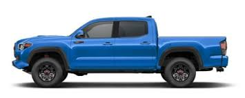 2019 Toyota Color Chart 2019 Toyota Tacoma Colors Cement Grey More Autonation