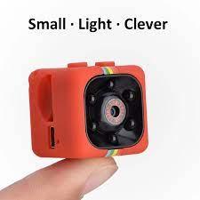 HD 1080P Camera Mini SQ11 Micro Kamera Nhỏ cam không dây ĐẦU GHI HÌNH Video Ghi  Âm Giọng Nói Phát Hiện Chuyển Động Tầm Nhìn Ban Đêm Espia máy quay  phim|Mini Camcorders