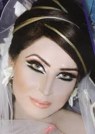 khaleeji makeup this is pretty much a tamer version of what my makeup the other day looked like