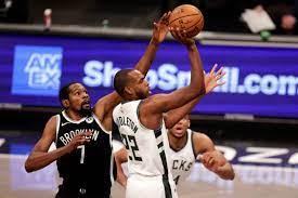 Nets 125, Bucks 123: James Harden, Kevin Durant star for Brooklyn