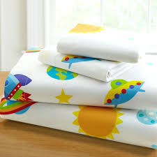 outer space planets rockets bed t set toddler ts cotton bedding n full size home improvement space bedding sets