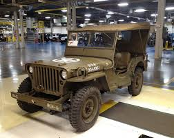 1943 Willys MB Returns Home to Toledo for 70th Birthday | Mopar Blog