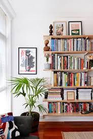 Such simple shelves but so great Melbourne Home  Tristan Ceddia and  Adriana Giuffrida