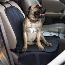 oxford waterproof car front seat protector card seat cover pets dog cat seat washable universal