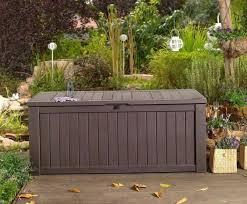 patio deck storage patio deck storage outdoor wicker storage chest bench outdoor cushion storage bench jeco