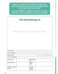 How To Use The New Road To Health Booklet