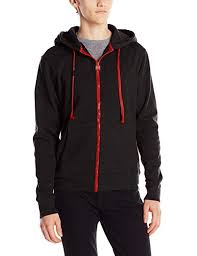 Hoodiebuddie Size Chart Hoodie Buddie Mens Byers Zip Up Sweatshirt At Amazon Mens