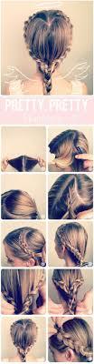 Die 50 Besten Bilder Zu Hairstyles Auf Pinterest Herz Geflecht