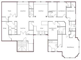 easy floor plan maker. Floor Plan For House Easy Maker Lovely Plans Draw Label Split