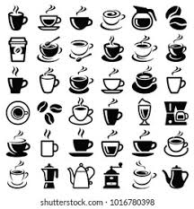 Browse our coffee cup outline images, graphics, and designs from +79.322 free vectors graphics. Coffee Cup Outline Icons Free Download Png And Svg