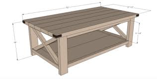 Diy rustic coffee table Wood Screen Shot 20160212 At 14251 Pm 100 Things Do Diy Coffee Table Rustic