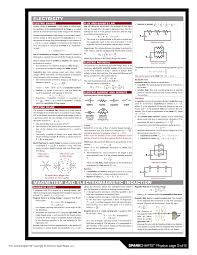 Physics Spark Chart Info Stylee32 Net Science Physics