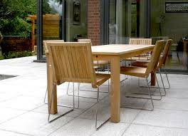 modern outdoor table and chairs. Contemporary Garden Furniture Offers Modern Outlook To The \u2013 CareHomeDecor Outdoor Table And Chairs U