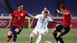 مجموعة مصر.. التعادل السلبي يحسم الشوط الأول بين إسبانيا والأرجنتين – يوم  نيوز