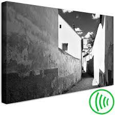 Details Zu Leinwand Bilder Schwarz Weiß Kunstdruck Vintage Wandbilder Xxl Wohnzimmer 8motiv