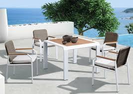outdoor luxury furniture. Teakman Outdoor Dining Set - 4 Seats Luxury Furniture
