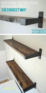 diy floating shelves solid wood best floating wood shelves floating wall shelves best floating shelves solid