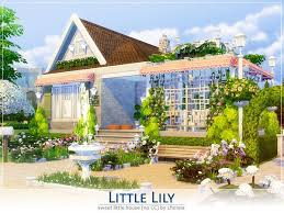Lhonna's Little Lily | Sims house design, Sims house, The sims 4 lots