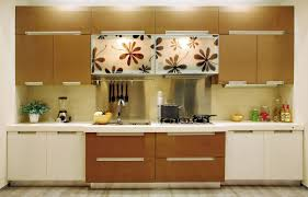 cabinet design for kitchen. Superb Design Of The Kitchen Areas With White Wall And Brown Cabinets Cabinet For S