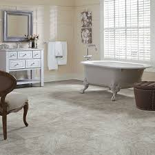 er than porcelain tile mannington adura vinyl tiles installed in a bathroom