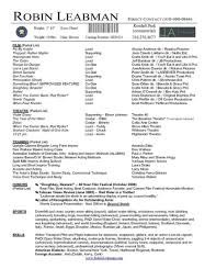 Executive Resumes Templates Saneme