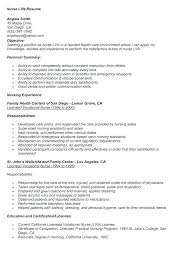 Lpn Nursing Resume Examples Simple Licensed Vocational Nurse Resume Template Kor48mnet