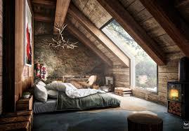 25 Erstaunliche Attische Schlafzimmer Die Sie Absolut Genießen