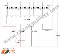 17 best ideas about circuit diagram electrical led dot display based battery charge level indicator circuit diagram gallery of electronic circuits and projects