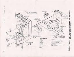830 wiring diagram case and david brown forum yesterday's tractors david brown wiring diagram 850 David Brown Wiring Diagram #11