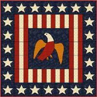 Patriotic Quilt Patterns Classy Michele Bilyeu Creates With Heart And Hands Free Patriotic