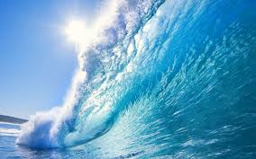 ocean waves wallpapers. Fine Ocean Ocean Waves Wallpaper In Wallpapers W