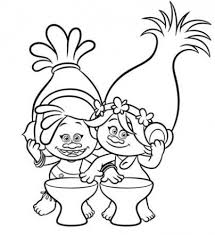 Prince Gristle From Trolls Coloring Page Free Coloring At Just