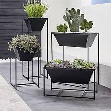 crate outdoor furniture. Astra Black Planters Crate Outdoor Furniture