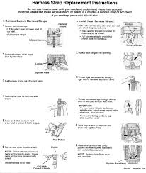 cosco car seat strap diagram cosco car seat strap diagram graco car seat 44388 user guide