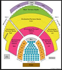 Chastain Park Amphitheatre Seating Chart Best Seats In Chastain Park Atlanta