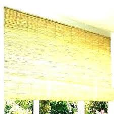 exterior sun shade bamboo shades outdoor window roll up luxury blinds patio roller sunshade sh x